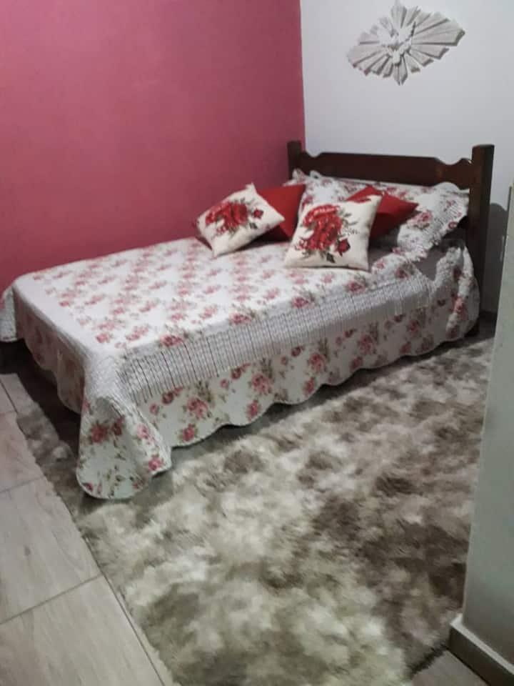 Casa da Diovana quarto 02