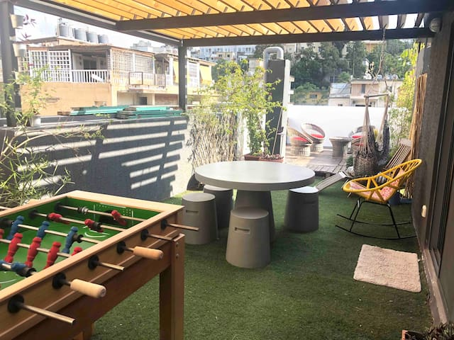 Jasmin Rooftop|A place where U can play|MarMikhael