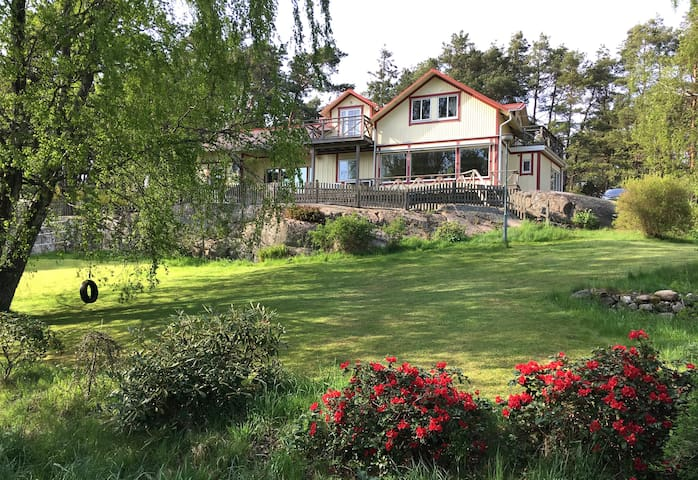 Great flat on the scenic island of Tjörn
