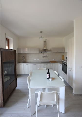 Germana Apartment, Alba town