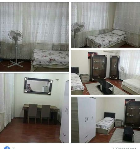2bed very quiet - Bahçelievler - Apartamento