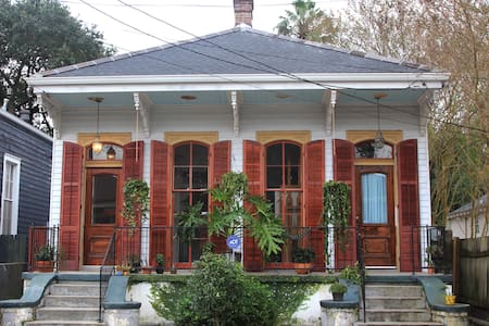 Stupendous Irish Channel Abode - New Orleans