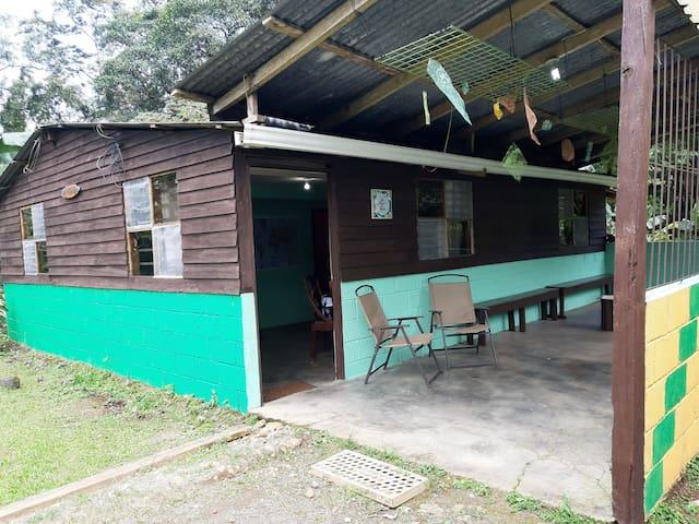CERRADO TEMPORAL: La Cabaña Celeste de Tei