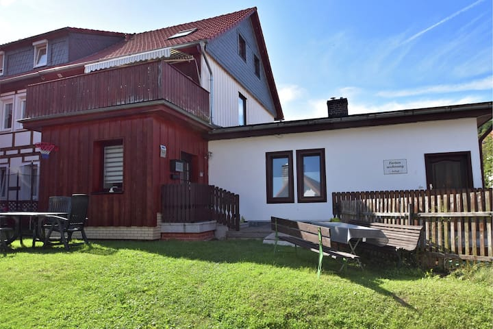 Classic Holiday Home in Harz near Braunlage Ski Area