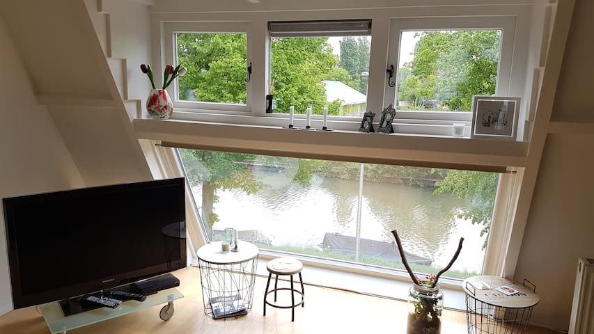 Beautiful light apartment in Utrecht centre-south