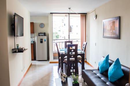 Hermoso y Acogedor Apartamento Excelente Ubicación