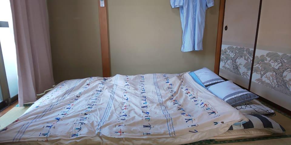 101 和室4.5畳寝室