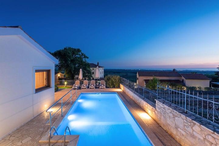 Beautiful Villa Bellavista Poletti
