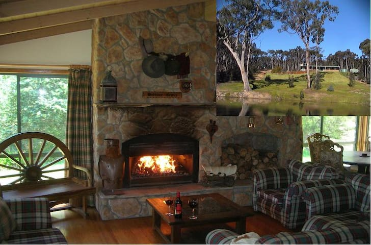 Create a wonderful holiday memory by experiencing our bush themed retreat