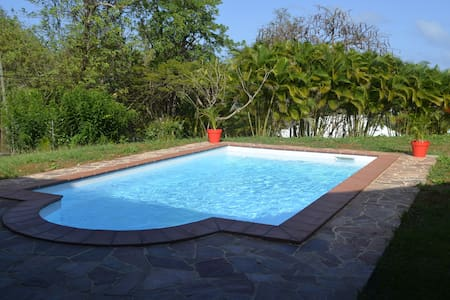 Villa spacieuse au calme tout confort