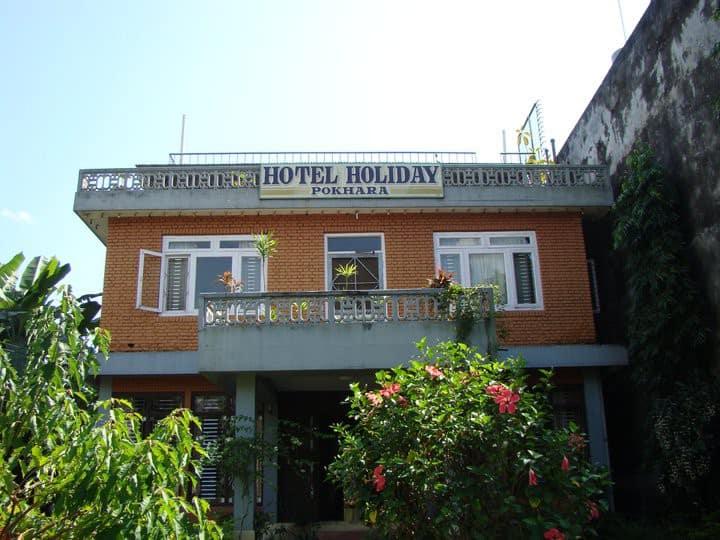 Hotel Holiday Pokhara, Fewa Lake Damside