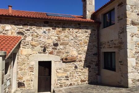 Casa Osroncairo en Ria Laxe-Corme - Canduas Cabana de Bergantiños