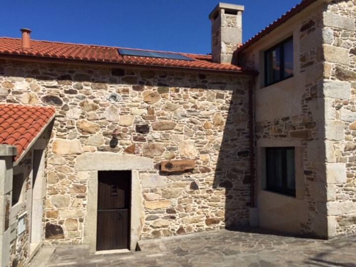 Casa Osroncairo en Ria Laxe-Corme