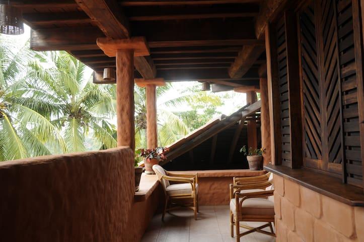 Habitación en Posada las Tortuguitas - Mazunte - Apartment