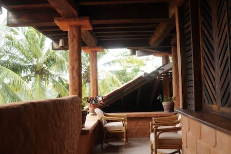 Habitación en Posada las Tortuguitas - Mazunte - Huoneisto