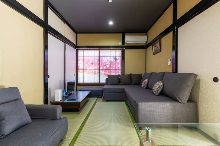 Near Asakusa /Furnished dormitory for woman/家具付き/A