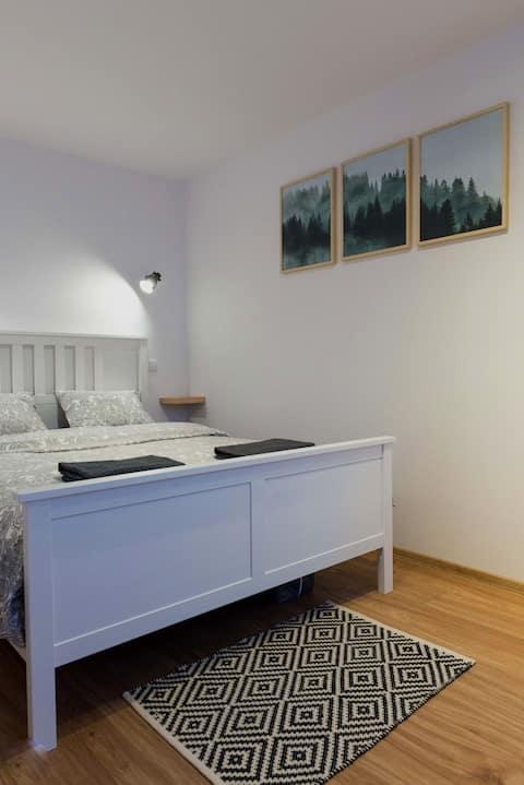 One bedroom apartment in Ustrzyki