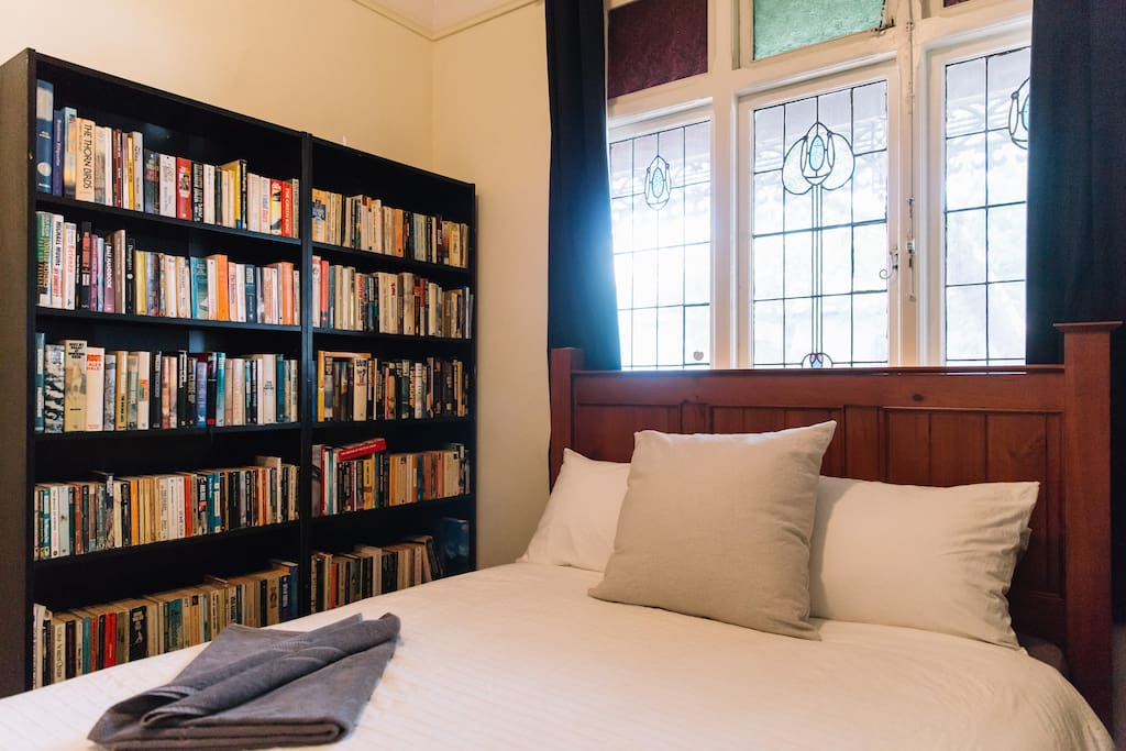 Lots of Books to Read During Your Stay