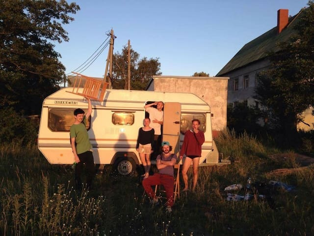 Классный трейлер - Baltysk - Camper/RV