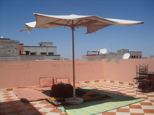 Dar aicha - Marrakesh - Apartment