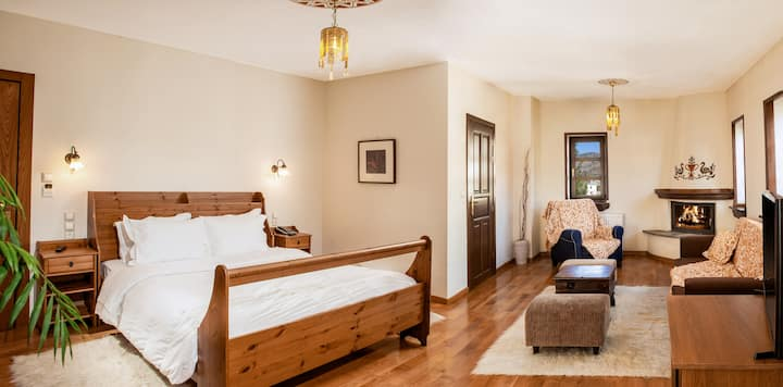 Special Luxury Offer - Junior Suite with Fireplace