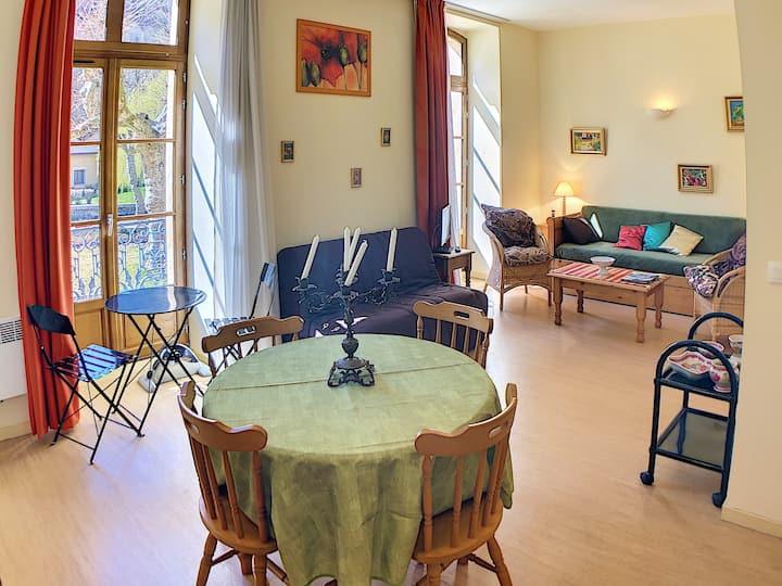Appartement 004 Résidence du Grand Hotel