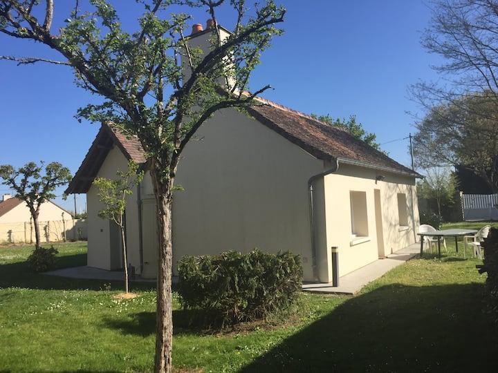 petite maison de campagne, proche du Mans