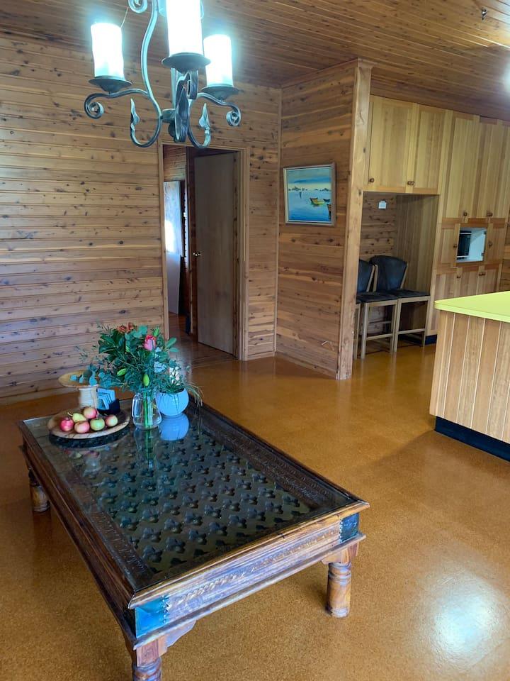 Farm House, HorseFarm,Fossicking, 2 Private Rooms