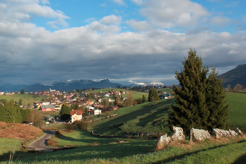 Panoramica Treschè Conca - Altopiano di Asiago