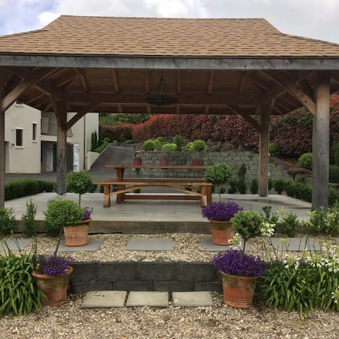 The Hideway B&B offers comfort, style and privacy