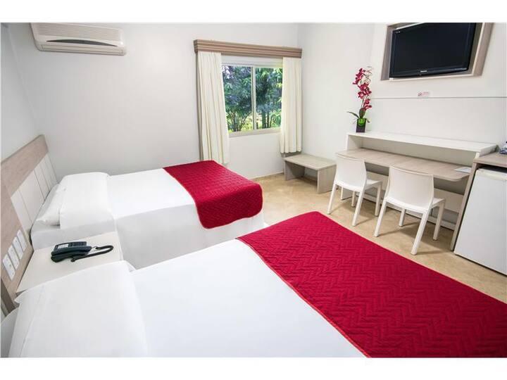 Hotel Nacional Inn Foz do Iguaçu Classic - Standard Triplo Casal