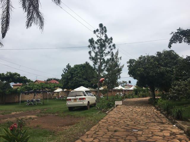 China Garden Entebbe