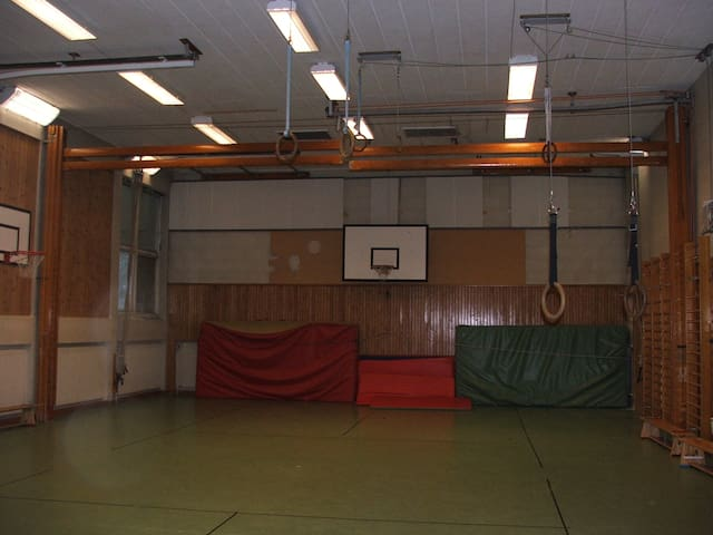 Swedish Rally - Gym Hall for group - Hagfors - Other