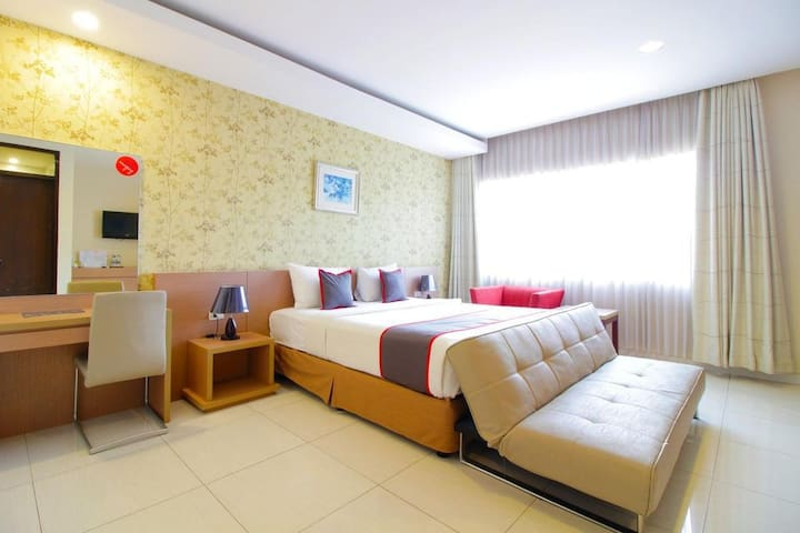 Sweet Karina Hotel Sukajadi Bandung,  Jawa barat