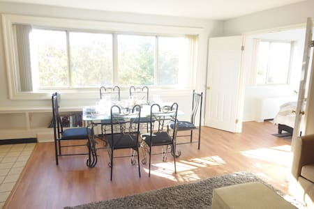 Location, Metro and Serenity (1 bd apt in Rosslyn) - Arlington - Íbúð