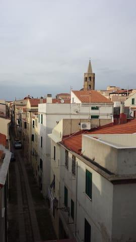 Alguerhome Casa Blu, a view on the sea - Alghero - Apartemen