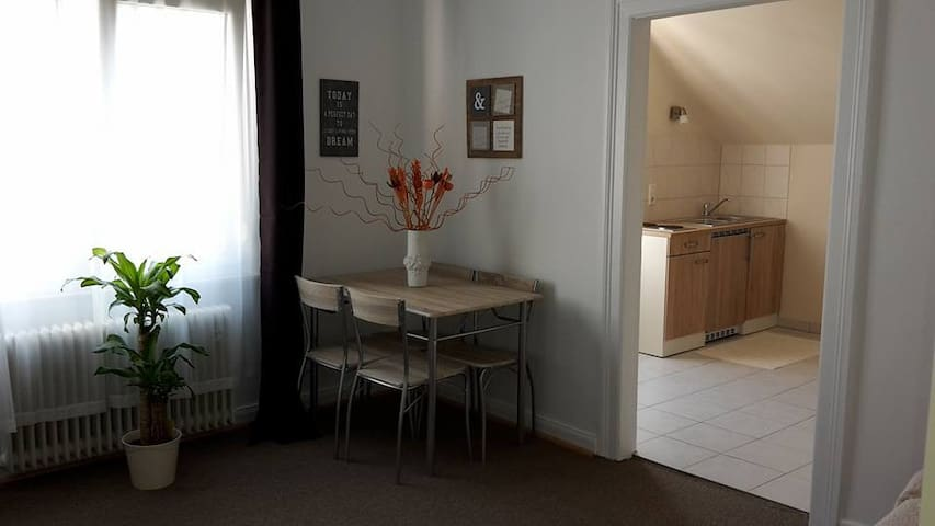 Gemütliche Klein-Wohnung zentral