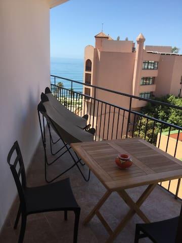 Schöne Wohnung im Zentrum Marbella