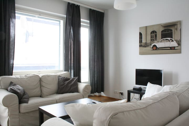 Forenom Two-bedroom apartment (with sauna and balcony) in Rahola, Tampere - Auttilankatu 2