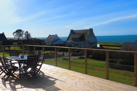 Villa de l'Aber à 2 min de la plage - Lanildut