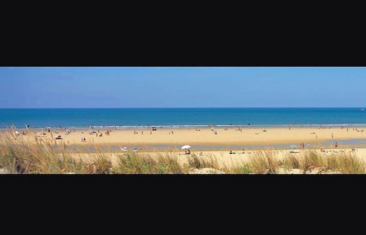 Charmant t2 très calme proche plage - Boucau