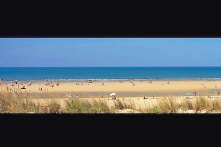Charmant t2 très calme proche plage - Boucau - อพาร์ทเมนท์