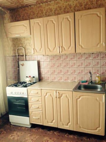 Уютная квартира в Голутвине - Kolomna - Lejlighed