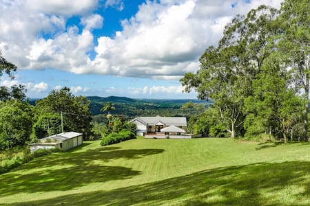 🍃Idyllic Hinterland Family Getaway 🍃Pet Friendly