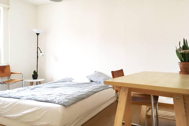 Bright Room near Zurilake