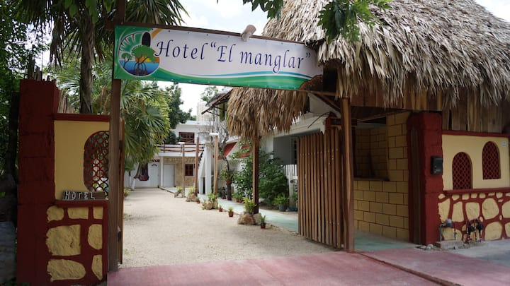 ''EL MANGLAR'' (Habitación Sankai)