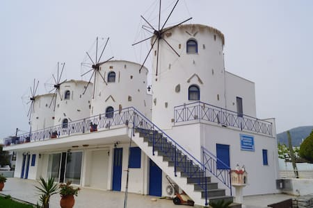 Windmills 30m from the sea - Almiropotamos - Osakehuoneisto