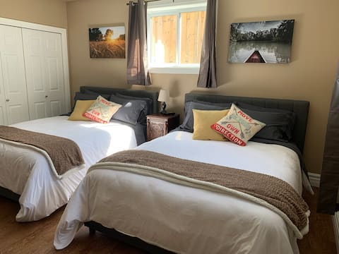 Clean, comfortable home to yourself! -Right unit