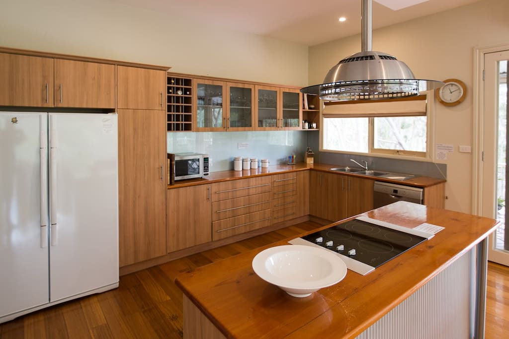 Fully Self contained kitchen
