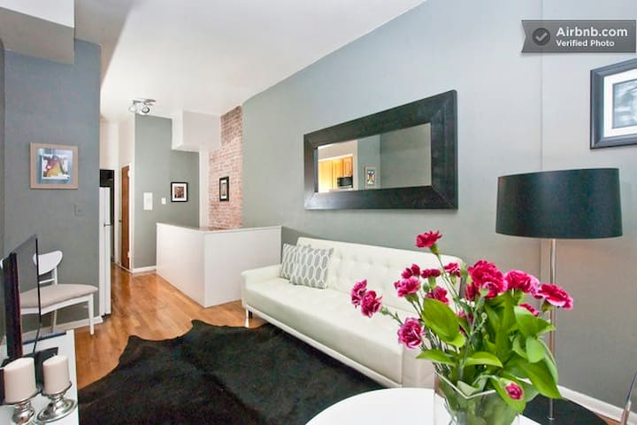 AMAZINGLY LOCATED ONE BEDROOM,  NEAR CENTRAL PARK